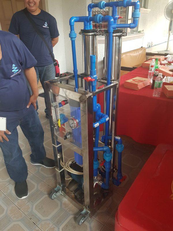 đào tạo thiết kế hệ thống xử lý nước