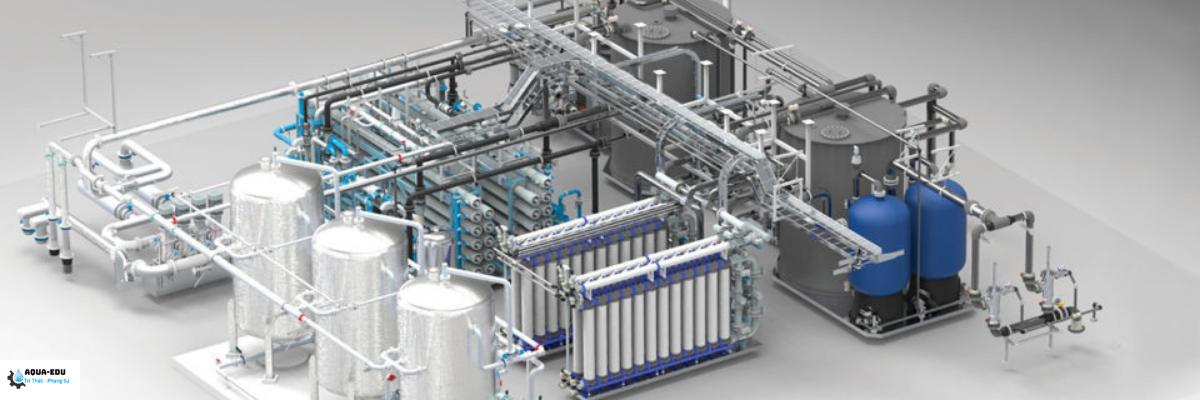 hệ thống tái chế nước thải