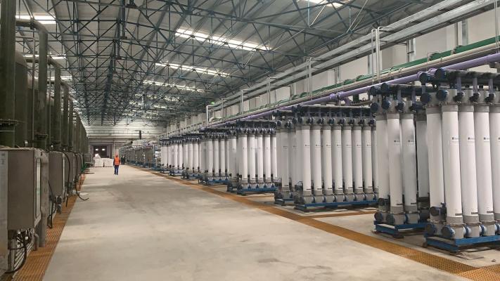 tối ưu hệ thống xử lý nước cấp