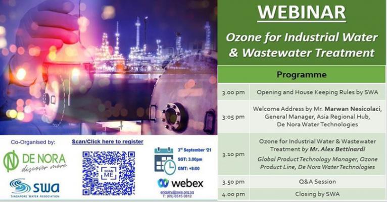 ứng dụng ozone trong xử lý nước